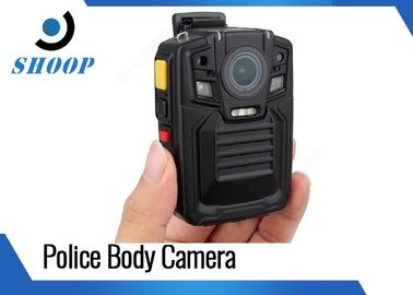 Trung Quốc 64GB Night Vision Body Worn Cameras For Police Officers 2 IR Light nhà cung cấp