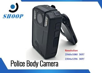 Trung Quốc 140 Degree Security Guard Wearable Video Camera Police 3500mAh 1296P nhà cung cấp